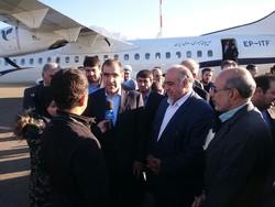 وزیر بهداشت در کرمانشاه