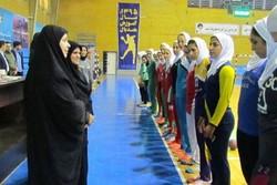 مسابقات آمادگی جسمانی بانوان کشور در مشهد برگزار می شود