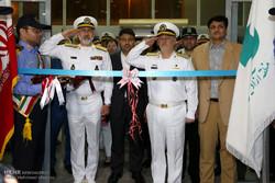 نوزدهمین نمایشگاه بین المللی صنایع دریایی و دریانوردی در جزیره کیش