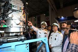 """المعرض الدولي  للصناعاتالبحرية والملاحة في جزيرة """"كيش"""" الايرانية / صور"""