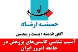نشست آسیب شناسی کاستی های پژوهش درجامعه امروز ایران برگزار می شود