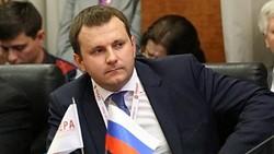 وزیر اقتصاد روسیه