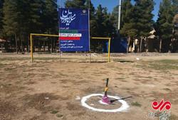 کلنگ بیمارستان خیرساز اسلام آباد غرب