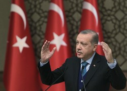 'Turkey to block PKK's Syrian terror corridor': Erdogan