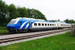 اطلاق خط سكة حديد لنقل الركاب بين طهران ورشت