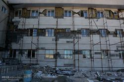 وضعیت مراکز درمانی کرمانشاه یک سال بعد از زلزله/ پرونده بیمارستان تخریبی اسلام آباد
