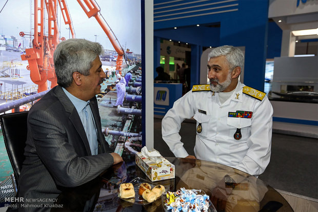 19th Marine Industries Expo on Kish Island