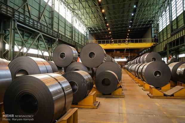 صادرات برخی محصولات فولادی فقط از طریق تولیدکنندگان مجاز شد
