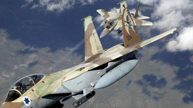 Israeli war jets strike Hamas posts in Gaza
