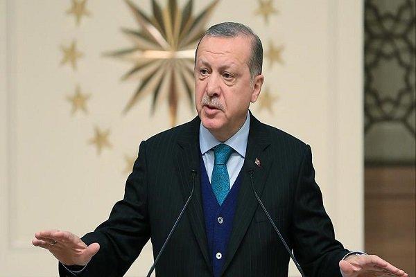 اردوغان در کنفرانس کشورهای اسلامی