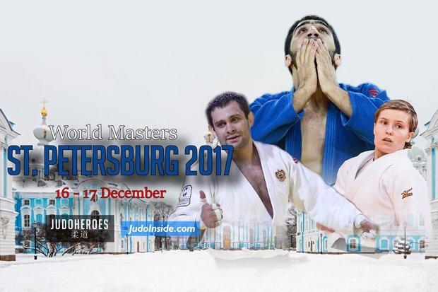 Two Iranian judoka to vie at IJF Masters 2017