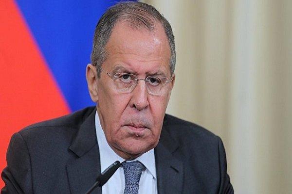 لاوروف: روسیه به اولتیماتوم انگلیس پاسخ نمی دهد