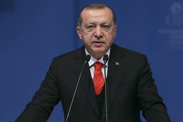 Erdogan: No one dares to establish new state in north Syria