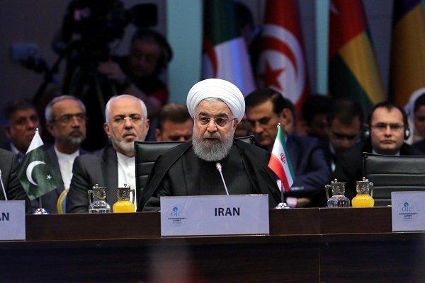 Ruhani: İran Kudüs'ü kayıtsız şartsız savunmaya hazır