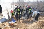 نجات زن ۴۵ ساله بجنوردی از عمق چاه ۸ متری