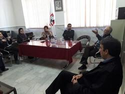 نشست تخصصی آموزش مربی کرمانشاه