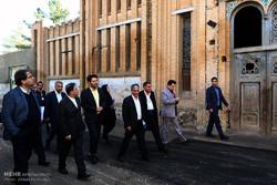 İsfahan'da 7. Uluslararası Sürdürülebilir Kalkınma ve Kentsel Gelişme Konferansı