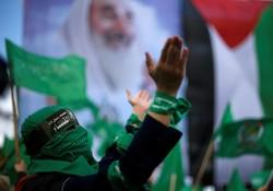 حماس تهنئ ايران بمناسبة ذكرى انتصار الثورة الاسلامية