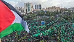 فلسطین تا نابودی رژیم صهیونیستی مبارزه خواهد کرد
