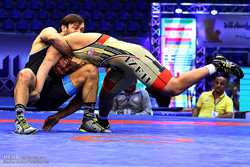 Iranian wrestlers win 2 bronze at intl. tourney