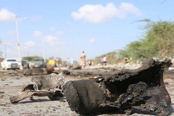 """13 قتيلا في تفجير """"انتحاري"""" في مقديشو"""