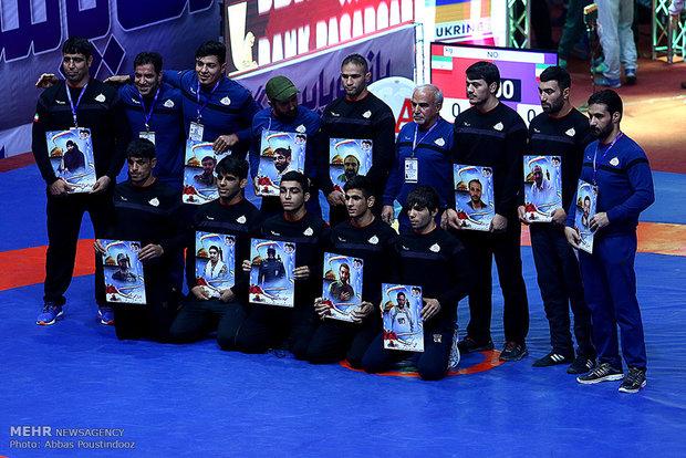 مسابقات کشتی فرنگی جام باشگاههای جهان