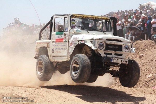 سومین راند مسابقات آفرود قهرمانی کشور در رودسر برگزار می شود