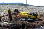 سقوط یک فروند بالگرد در کانادا جان ۴ تن را گرفت