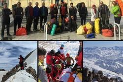 داغی که بر قلب یخی آلپ ایران ماند/ نکاتی که برای صعود زمستانه باید بدانیم