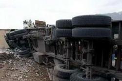 سعودی عرب میں گاڑی الٹنے سے 12 غیر ملکی ہلاک