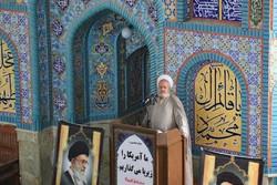 حجت الاسلام شیخ علی سعیدی - کراپشده