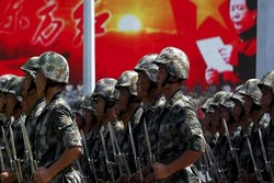 ورود نیروهای ویژه چین به بندر «طرطوس» سوریه برای نبرد با تروریسم