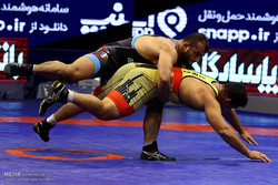 Iranian wrestling cup to host four foreign teams