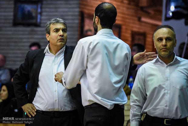 İran Basketbol Süper Ligi'nden kareler