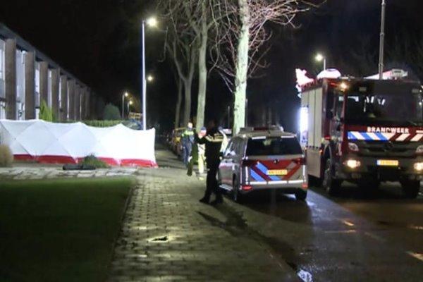 حمله مسلحانه در هلند
