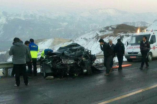 رئیس اورژانس و فوریتهای پزشکی اصفهان: 3 نفر در تصادفات دیروز اصفهان جان خود را از دست دادند