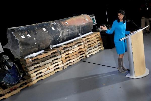 بررسی پشت پرده «شوی تبلیغاتی» نیکی هیلی در سازمان ملل علیه ایران