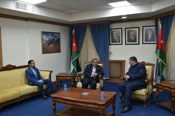 تاکید ایران و اردن بر ضرورت وحدت جهان اسلام در برابر اقدام ترامپ