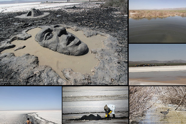 مرهم هنرمندان بر یک فاجعه زیستمحیطی/ جشنواره ملی در بستر «کجی»