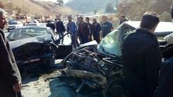 تصادف کارکنان دامپزشکی لرستان
