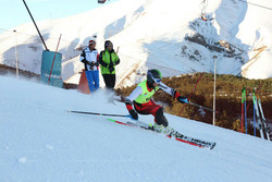 Two skiers win title at Erzurum campaign Day 1
