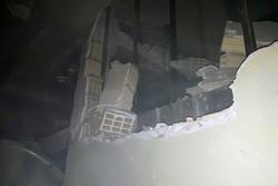 انفجار سیلندر گاز