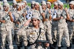 در صورت نیاز ارتش از کشور در برابر دشمنان حمایت می کند