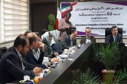 نظام سیاسی ایران نقش کلیدی در مددکاری اجتماعی دارد