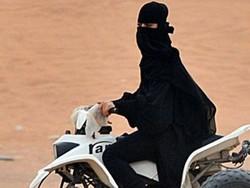 عورت سعودی عرب