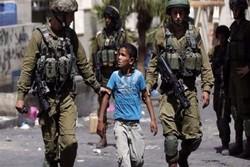 بازداشت کودک ۶ ساله فلسطینی توسط نظامیان رژیم صهیونیستی