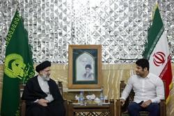 اقدام کشتی گیر ایرانی درعدم مواجهه با حریف اسرائیلی جهادورزشی بود