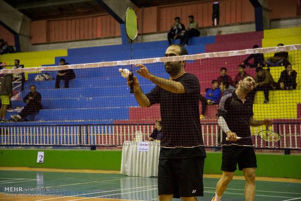 دومین مرحله مسابقات رنکینگ بدمینتون ایران