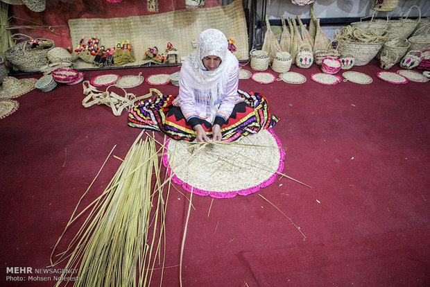 المعرض الثاني للصناعات اليدوية في محافظة خراسان الجنوبية