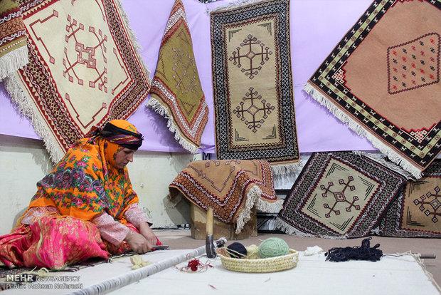 دومین نمایشگاه سراسری صنایع دستی خراسان جنوبی